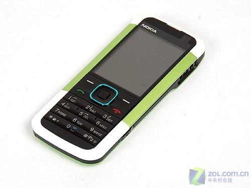 图为:诺基亚 5000手机图片