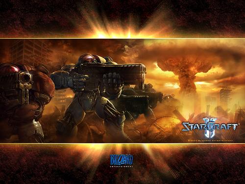 星际争霸2精彩游戏截图