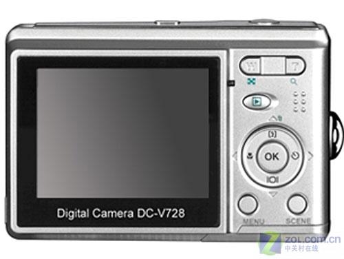 700万像素仅699元 爱国者相机V728超低价