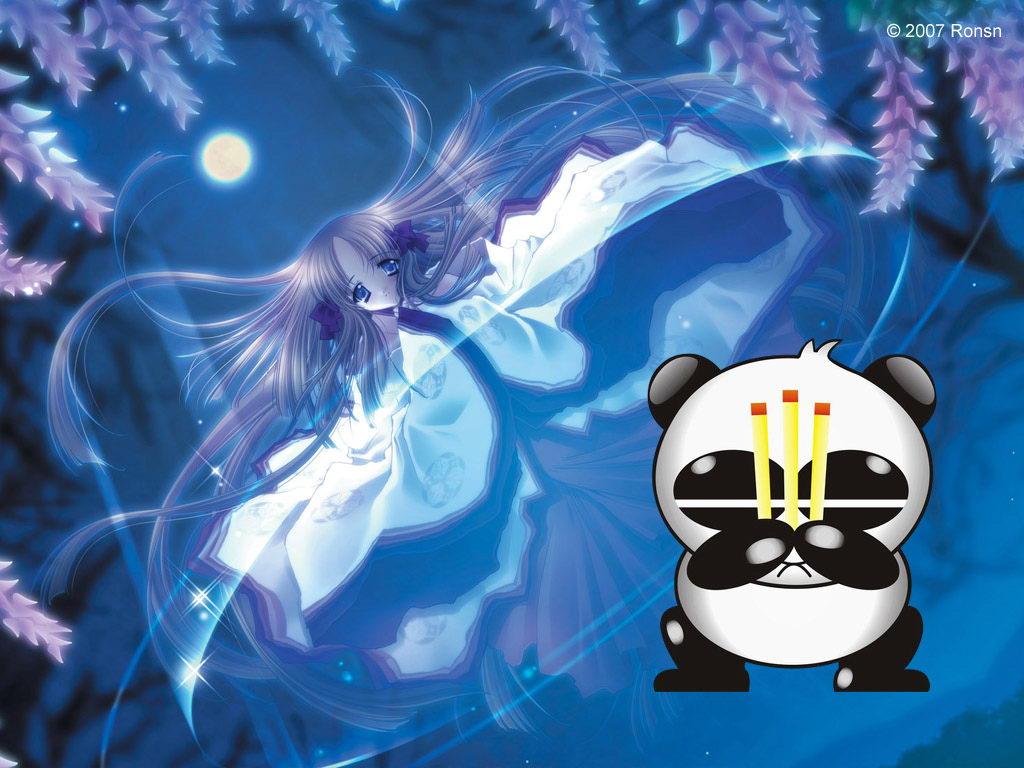 zol首页 笔记本 新闻 功夫熊猫踢暴全球 超可爱国宝主题壁纸 > 图片