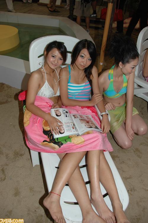 图集:日本记者眼中的中国show girl