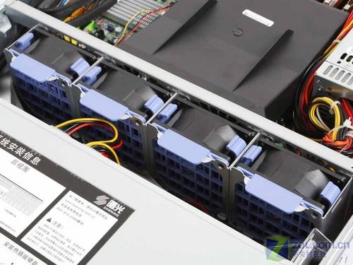 中小企业佳选 曙光I620r-FY服务器评测