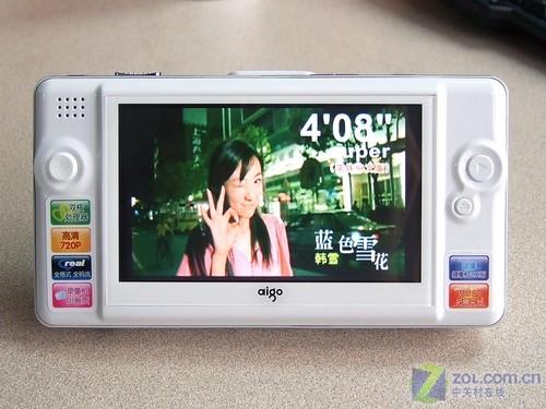 双核+高清+摄像 爱国者新品MV5920到货