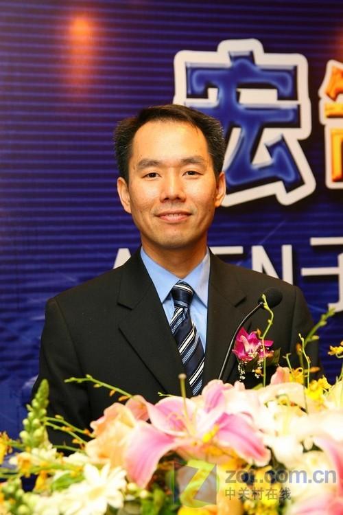 北京宏正腾达自动科技有限公司总经理 李俊宪