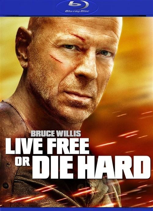 《虎胆龙威4》(Blu-ray)  多年后,那个总是不正经当差、却总...