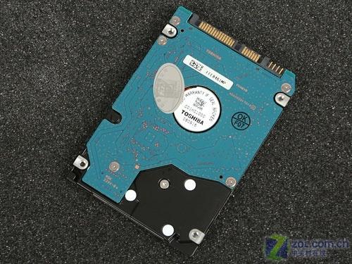 东芝320GB笔记本硬盘评测