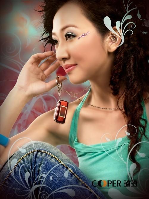 绝美a口琴口琴代言丑女美女化妆难挡美女图片琥珀诱惑变图片