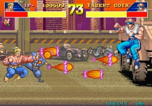 好玩的格斗类游戏_牛,马,这个游戏好像是第一个采用了每个人都可以二段跳的格斗类游戏!