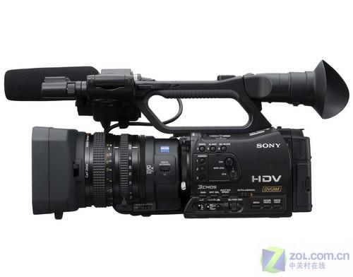 索尼专业级高清摄像机 HVR-Z7C套装促销