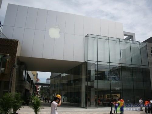媲美旧金山 三里屯苹果直营店完全揭密