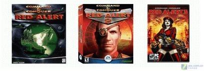 EA开放《红色警戒》的原作免费下载