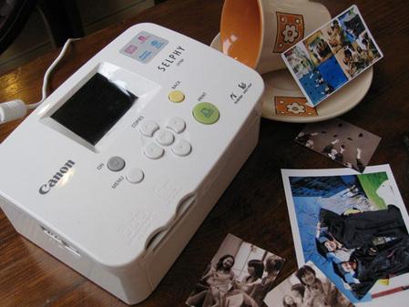 打印照片不出门 佳能CP760不足800元