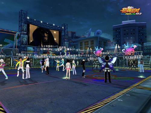 《热舞派对》 GM挑战赛第二季将开