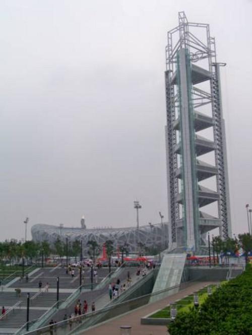 奥林匹克公园里的狂欢节(一)-中关村在线
