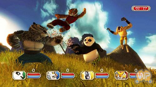 熊猫会武术!《功夫熊猫》下载试玩