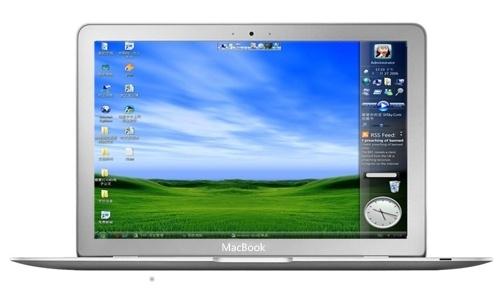 比PC简单?教你在苹果机安装Vista系统