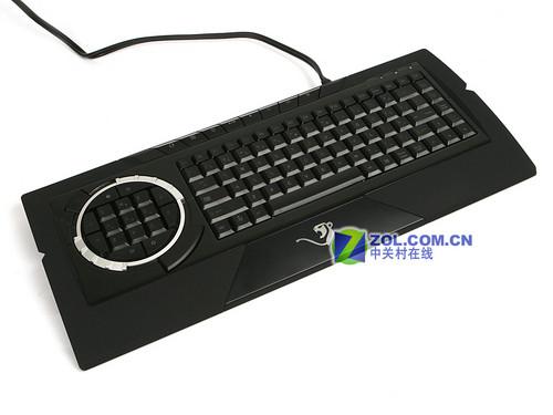 旋转设计多色背光 Emprex猎豹键盘首测