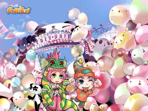 《疯狂派对》为玩家提供免费电脑维修