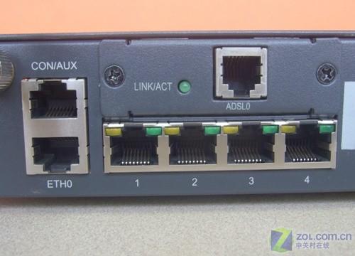H3C MSR20-15W路由器命令行配置详解