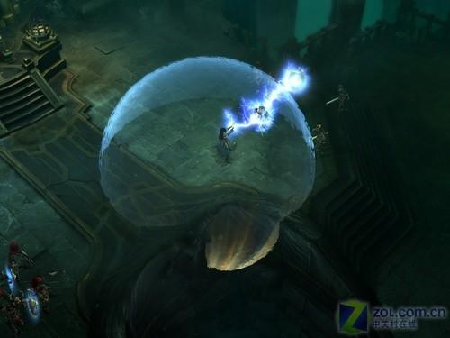 暗黑3新职业 巫师详细介绍全面曝光