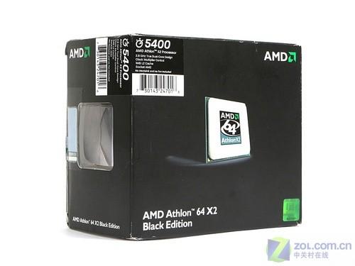 入门游戏首选 AMD黑盒5400+全方位测试
