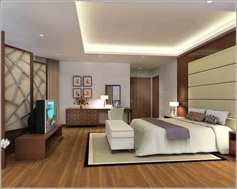 臥室也玩家庭影院 15平米享高清方案