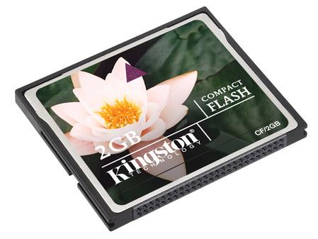 金士顿 CF卡(2GB)热卖促销中,仅售90元#(80元)#[连众兴达]