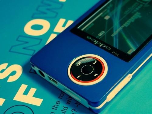 蓝色之恋 欧美苹果P111的风潮时尚演绎