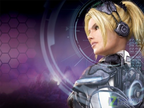 星际争霸:幽灵重生 变身MMORPG网游