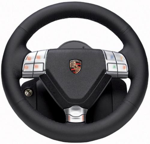 绝对养眼 全仿真保时捷911方向盘上市 方向盘 键鼠图赏 中关村在线
