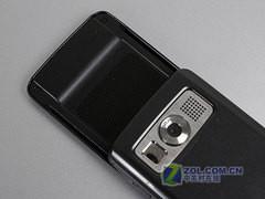 低端时尚滑盖手机 三星J808E跌破1300元
