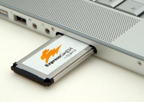 expresscard 2.0外接接口标准即将完成