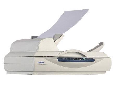可直连打印机 方正A4扫描仪Z826促销