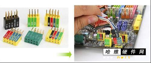 电脑开关电源接线图