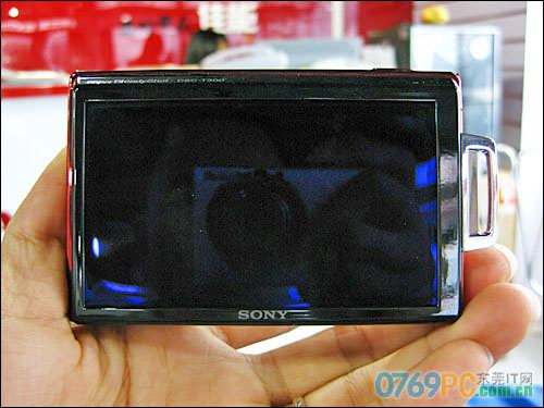 索尼t300_3.5寸全触摸卡片机 索尼T300送卡2350元_东莞数码相机行情-中关村在线