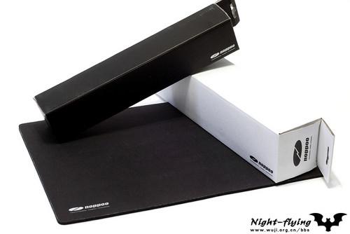 布垫新贵 noppoo游戏鼠标垫评测报告