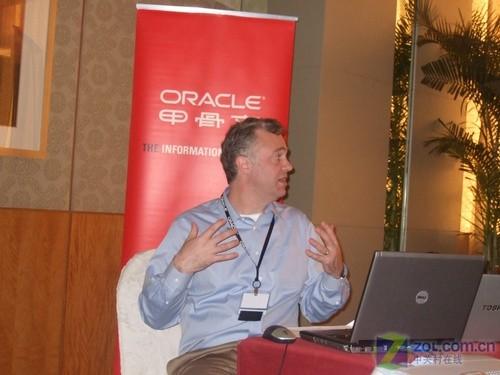 Oracle高管Hichwa来华推两大数据库工具