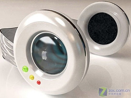 苹果电脑g4 圆形音箱