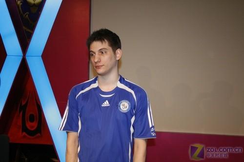 wgt2008总决赛第二比赛日图片传真