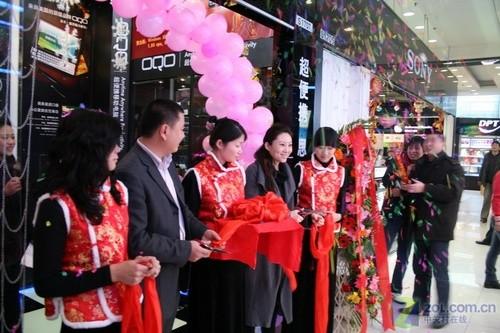 近距离触摸高端 国内首家OQO体验店开业