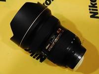 变焦广角镜头  尼康14-24mm 重庆报价