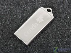 力杰8GB安全加密优盘测试
