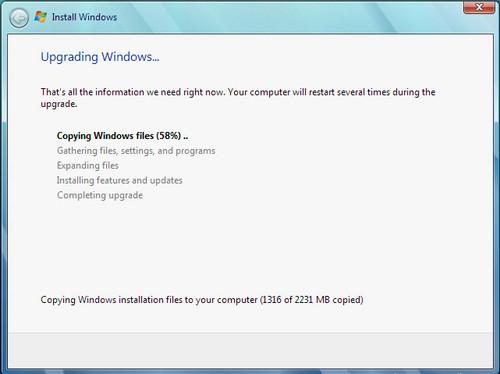 细节改变明显 Win7Beta7022版最新截图