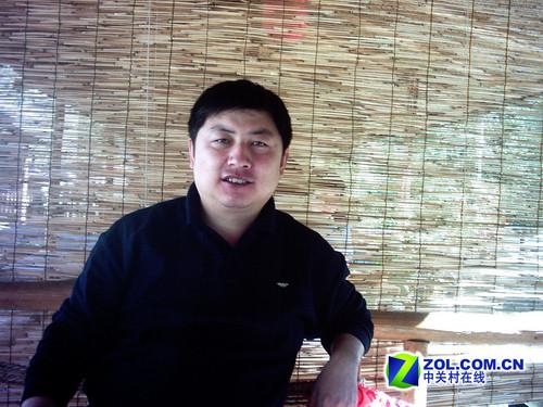 ZOL专访纳伟仕集团总裁助理杨波先生