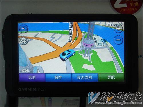 3d地图实景导航 任我游765上市即促销