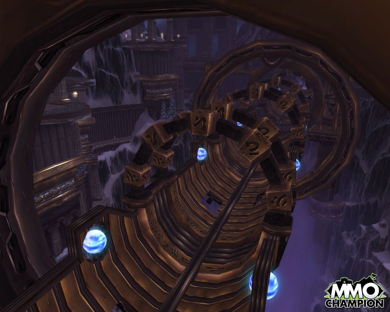 《魔兽世界》t8副本奥杜尔实景套图