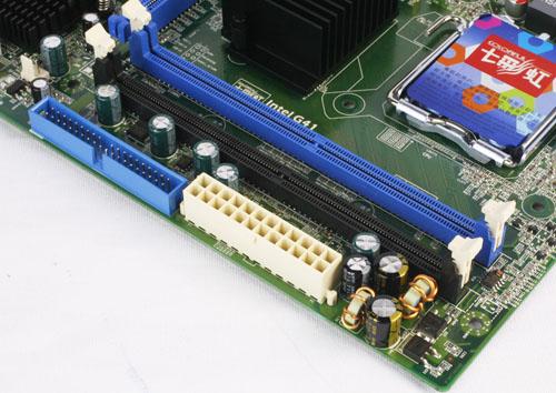 性能提升 智能G41主板399元上市图片