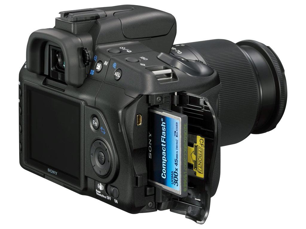 高性价单反 防抖索尼A200廉价2899