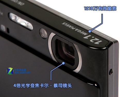 至薄高清卡片的诱惑 索尼T900评测首发