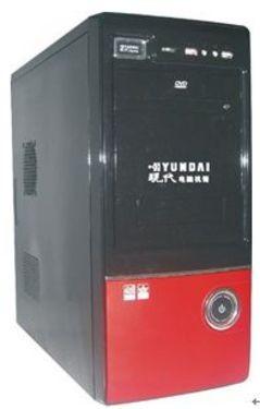 韩国现代HY-5001机箱  品质与外观并重